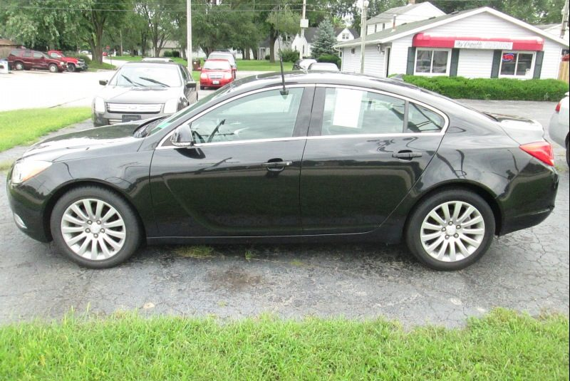 2012 Buick Regal Base